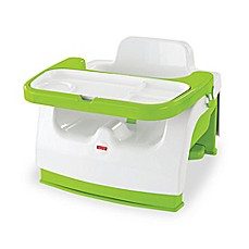 image of Fisher-Price® Grow-with-Me Portable Booster in Green