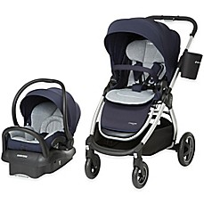 image of Maxi-Cosi® Adorra Travel System in Brilliant Navy