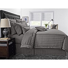 image of Wamsutta® 500-Thread-Count PimaCott® Damask Stripe Comforter Set