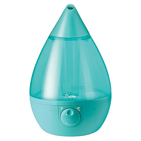 crane drop ultrasonic cool mist humidifier crane ultrasonic cool mist drop shape humidifier buybuy baby 9507