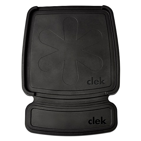 Clek Mat-Thingy Car Seat Protector in Graphite - buybuy BABY