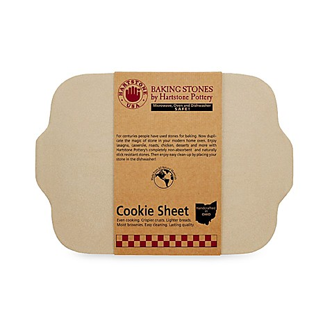 Hartstone Pottery Stone Cookie Sheet Bed Bath Amp Beyond