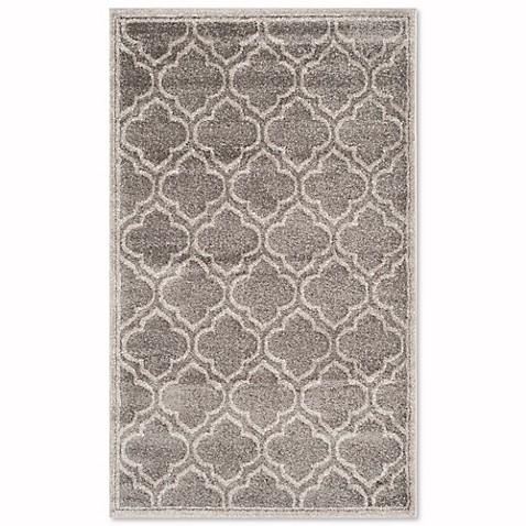 safavieh amherst belle indoor outdoor area rug bed bath beyond. Black Bedroom Furniture Sets. Home Design Ideas