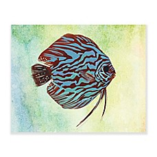 image of Discus Stripes Wall Art Collection