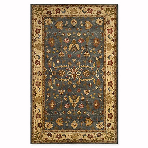 Liora Manne Petra Oushak Rug In Blue Bed Bath Amp Beyond