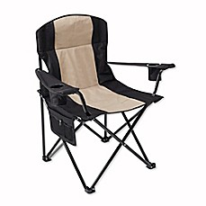 image of Oversized Folding Quad Chair in Black