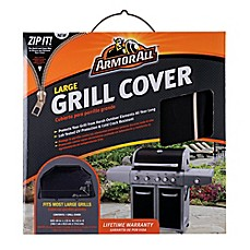 image of Armor All® Grill Cover in Black