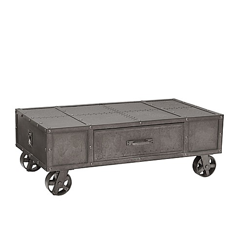Ink Ivy 174 Benicia Coffee Table In Grey Bed Bath Amp Beyond