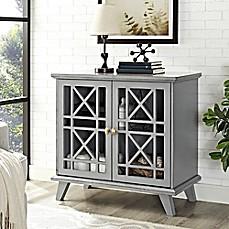 Image Of Walker Edison Gwen Accent Cabinet
