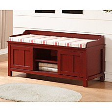 image of Home Lakeville Storage Bench