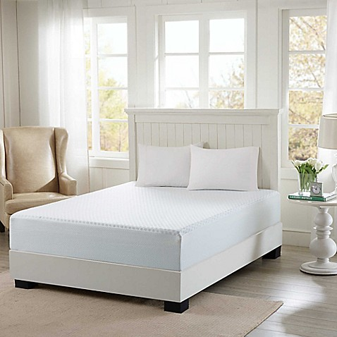Sleep Philosophy Flexapedic 12 Inch Gel Memory Foam