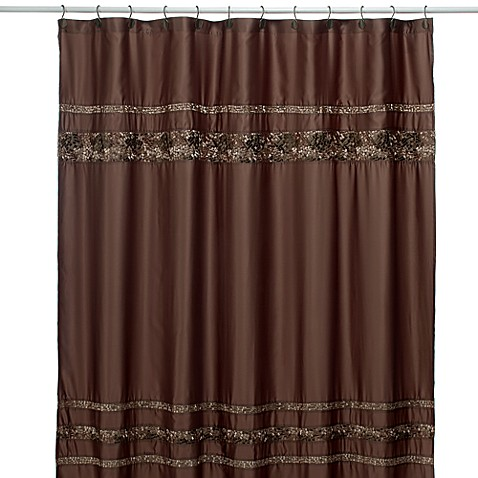 maroon shower curtain set. Croscill reg  Mosaic Tile Fabric Shower Curtain Bed Bath Beyond