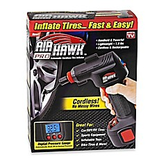 image of Air Hawk Pro Cordless Portable Air Compressor