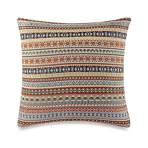 Make Your Own Decorative Pillow Covers : Buy Make-Your-Own-Pillow Busby Throw Pillow Cover in Yellow from Bed Bath & Beyond