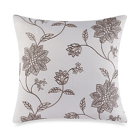 Make Your Own Decorative Pillow Covers : Make-Your-Own-Pillow Jaylynn Throw Pillow Cover in Natural - Bed Bath & Beyond