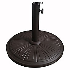 Image Of Cement Umbrella Base