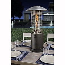 image of Bond 10,000 BTU Propane Heater in Antique Bronze Finish