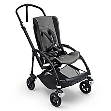 image of Bugaboo Bee5 Stroller Base in Black