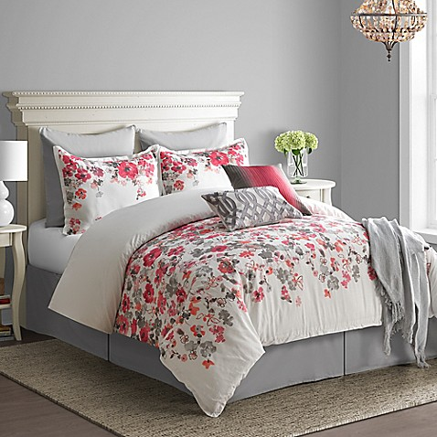 Bridge Street Blossom Comforter Set Bed Bath Amp Beyond
