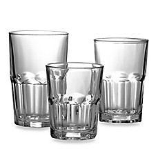image of Libbey® Stonehenge 30-Piece Glassware Set