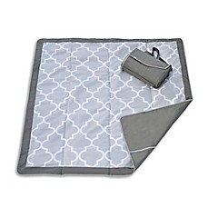 image of JJ Cole® Extra Large Outdoor Mat in Grey