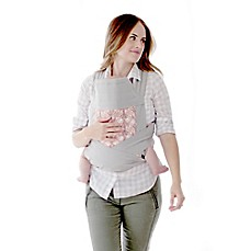 image of Petunia Pickle Bottom® for Moby® Meh Dai Blissful Brisbane Baby Carrier in Grey