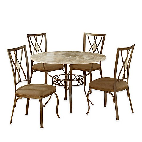 Hillsdale Furniture Brookside Dining Collection In Brown