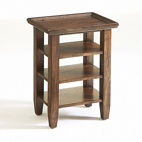 Buy Broyhill Attic Heirlooms Accessory Table In Oak From