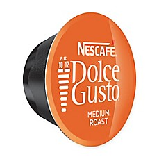 image of Nescafe® 16-Count Dolce Gusto® Medium Roast Coffee Capsules