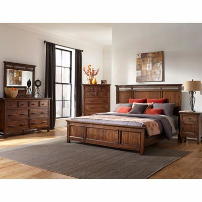 Intercon Wolf Creek Bedroom Furniture Collection Bed Bath Beyond
