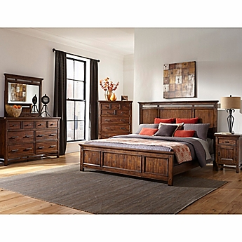 pictures of bedroom sets. image of Intercon Wolf Creek Bedroom Furniture Collection Sets  Bed Bath Beyond