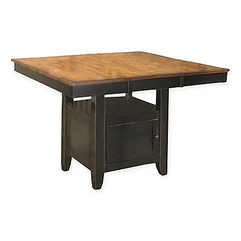 Intercon Furniture Arlington Gathering Table with Base