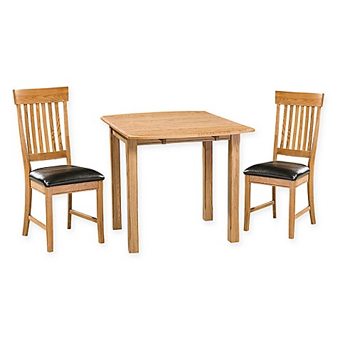 Intercon Furniture Family Dining Collection 3 Piece Dining