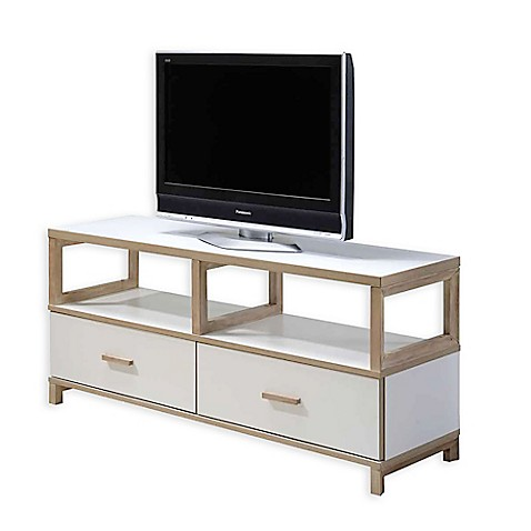 intercon furniture lifestyles studio living tv stand in