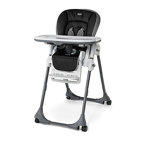 Chicco polly highchair in orion buybuy baby - Chicco chaise haute polly 2 en 1 ...