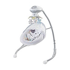 image of Fisher-Price® Sweet Snugapuppy Dreams Cradle 'n Swing