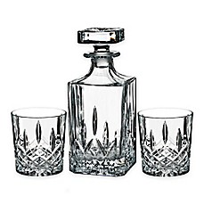 image of Marquis® by Waterford Markham 3-Piece Decanter Set