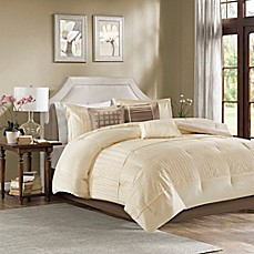 image of Madison Park 7-Piece Trinity Comforter Set