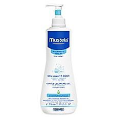 image of Mustela® 25.35 oz. Gentle Cleansing Gel for Hair and Body