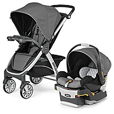 image of Chicco® Bravo® Trio Travel System in Orion™