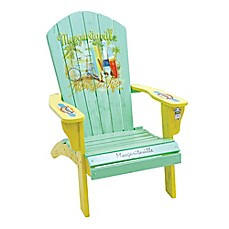 image of Margaritaville® Outdoor Classic Wood Adirondack Chair