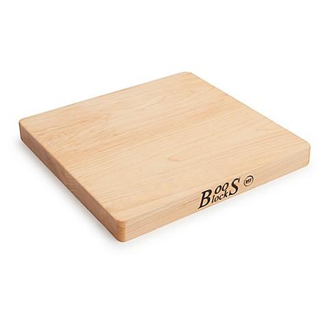 John Boos 10 Inch X 10 Inch Chop N Slice Cutting Board