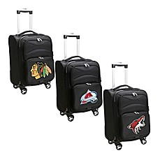 image of NHL 20-Inch Carry On Spinner