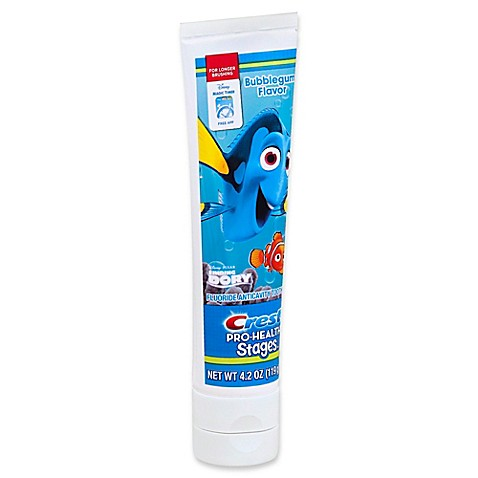 Crest 174 Pro Health Stages Finding Dory Toothpaste For Kids