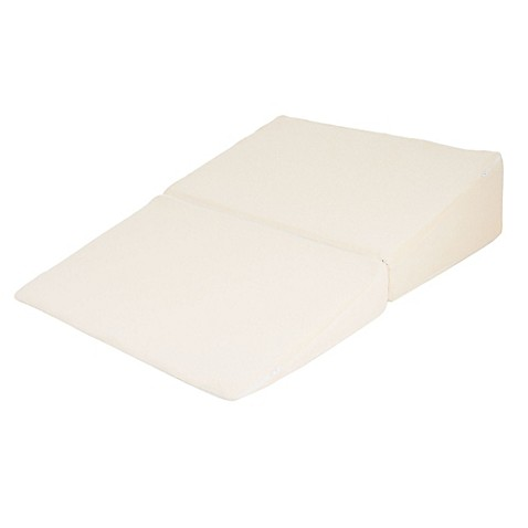 Buy Remedy Brand Pedic Folding Wedge Pillow From Bed Bath