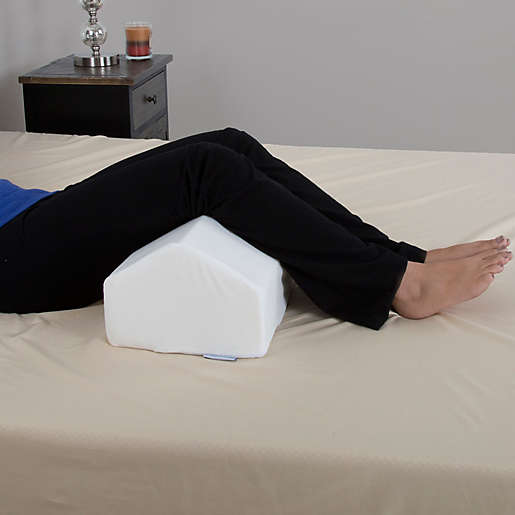 Bluestone Elevating Knee Wedge Pillow. View a larger version of this product image.