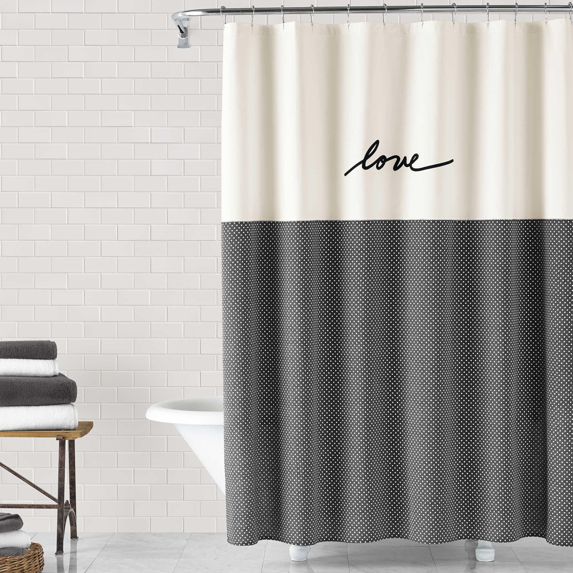 Bathroom Shower Ideas: Shower Curtains, Rods - Bed Bath & Beyond