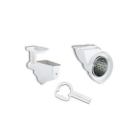 Kitchenaid 174 Mixer Attachment Pack With Strainer Bed Bath