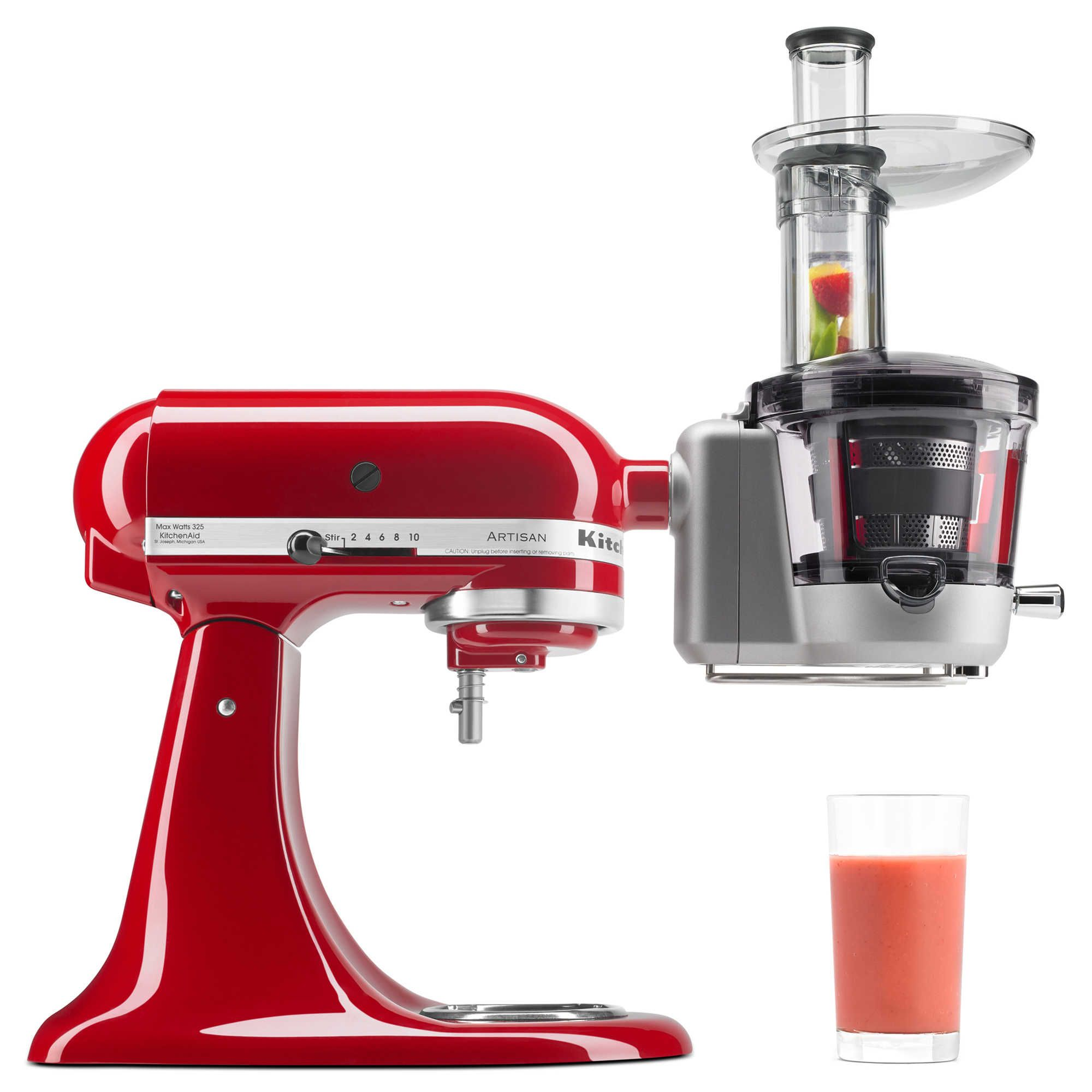 Kitchenaid Attachments Cheese Grater kitchenaid® juicer and sauce attachment - bed bath & beyond