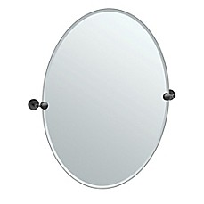 Bathroom Mirror Bed Bath And Beyond bathroom wall mirrors - bed bath & beyond